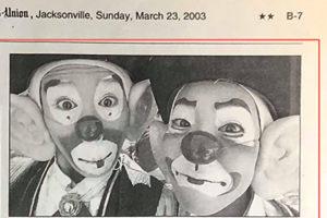 2003年3月23日メトロ-ヘッダ